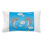 Shark Activities Pillow Case