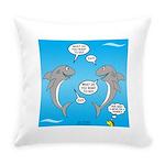 Shark Activities Everyday Pillow