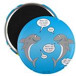 Shark Activities Magnet