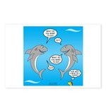 Shark Activities Postcards (Package of 8)