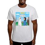 Noah and Menu Planning Light T-Shirt