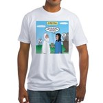 Noah and Menu Planning Fitted T-Shirt