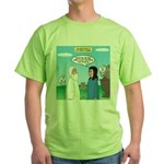 Noah and Menu Planning Green T-Shirt