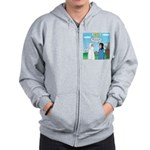 Noah and Menu Planning Zip Hoodie