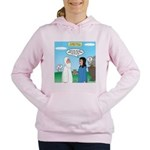 Noah and Menu Planning Women's Hooded Sweatshirt