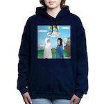 Noah and Menu Planning Women's Hooded Sweatshirt