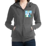 Noah and Menu Planning Women's Zip Hoodie