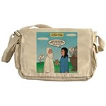 Noah and Menu Planning Messenger Bag
