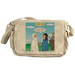 Noah and Menu Planning Messenger Bag