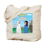Noah and Menu Planning Tote Bag