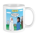 Noah and Menu Planning 11 oz Ceramic Mug