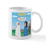 Noah and Menu Planning 11 oz Ceramic Mug