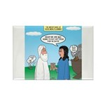 Noah and Menu Planning Rectangle Magnet (10 pack)