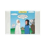 Noah and Menu Planning Rectangle Magnet (100 pack)