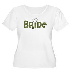 Heart Bride T-Shirt