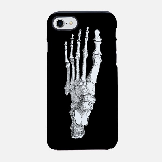 Foot Bones iPhone 7 Tough Case