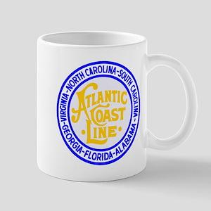 ACL Railroad Mugs