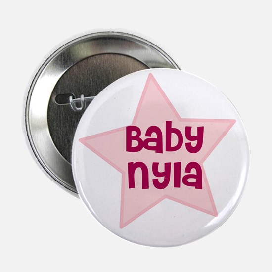 """Baby Nyla 2.25"""" Button (10 pack)"""