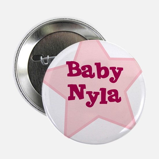 Baby Nyla Button