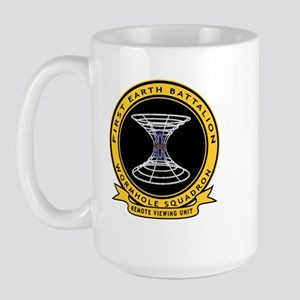First Earth Battalion - Large Mug