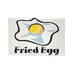 Fried Egg Rectangle Magnet