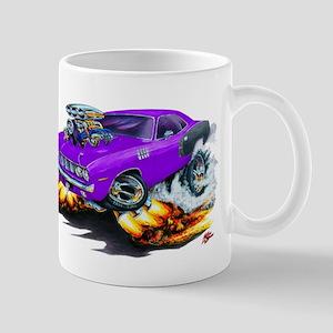 1971-72 Hemi Cuda Purple Car Mug