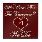Comfort & Caregiver Tile Coaster