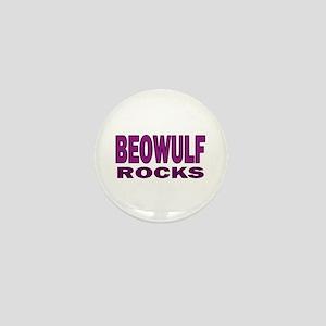 Beowulf Rocks Mini Button