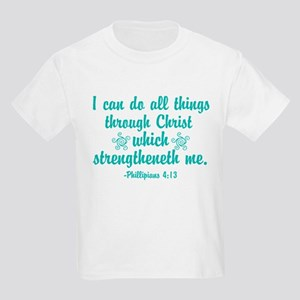 Phillipians 4:13 T-Shirt