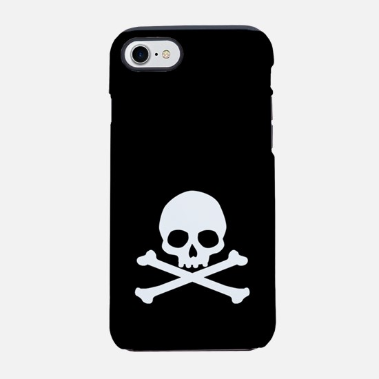 skull-crossbones_ff.png iPhone 7 Tough Case