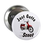 """Just Gotta Scoot Symba 2.25"""" Button (10 pack)"""