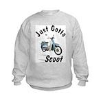 Just Gotta Scoot Symba Kids Sweatshirt