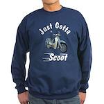 Just Gotta Scoot Symba Sweatshirt (dark)
