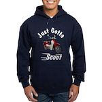 Just Gotta Scoot Symba Hoodie (dark)