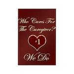 Caregiver Rectangle Magnet (10 pack)