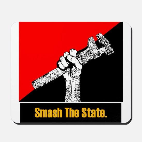 Smash The State Mousepad