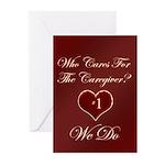 Caregiver Greeting Cards (Pk of 10)