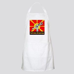 The Monkey Wrench Gang BBQ Apron