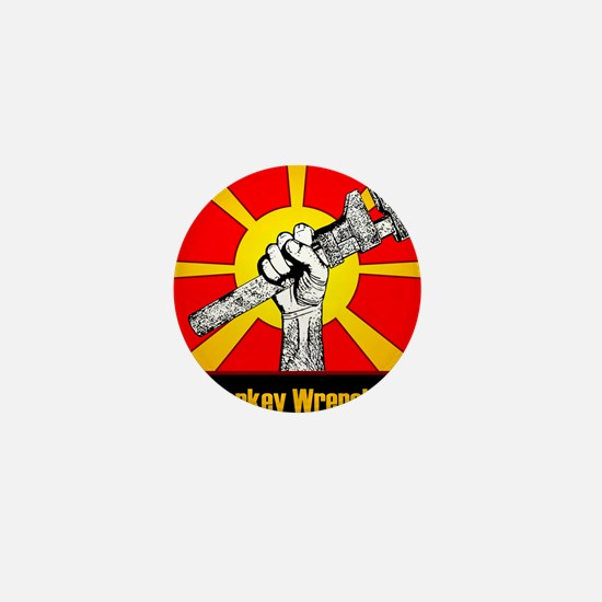 The Monkey Wrench Gang Mini Button