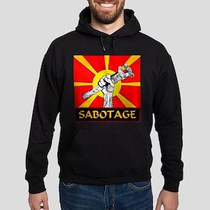Sabotage Hoodie (dark)