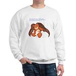 """Save"" Angel Bear Sweatshirt"