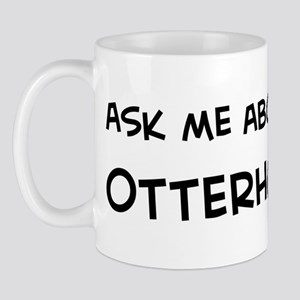 Ask me: Otterhound  Mug