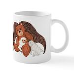 """""""Save"""" Angel Bear Mug"""