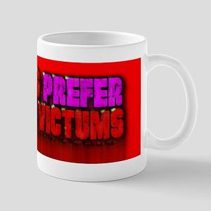 Criminals Prefer Unarmed Vict Mug