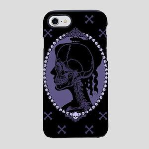 skullcameo_12x18 iPhone 7 Tough Case