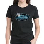 New Oval Logo Women's Dark T-Shirt