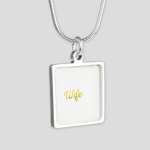 Line Wife Lineman Line Worker Line Tech Necklaces
