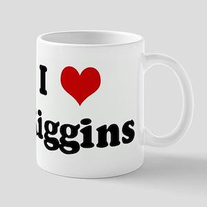 I Love Riggins Mug
