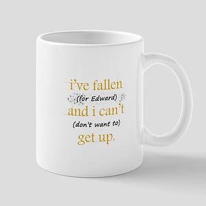 Fallen for Edward Mug