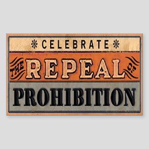 Sticker Repeal of Prohibition